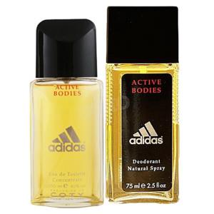 Adidas Active / Activ Bodies Czarny