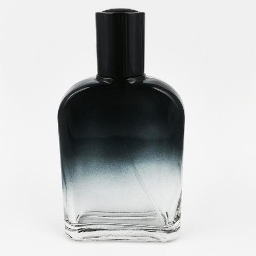 Butelka na perfumy czarna 100ml