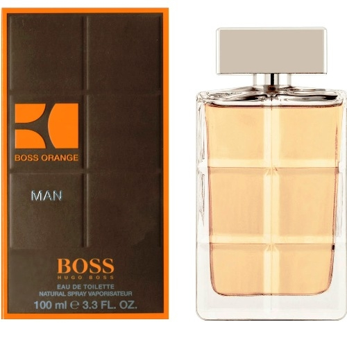 Hugo Boss Orange Men